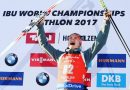 Benedikt Doll holt Gold im Sprint