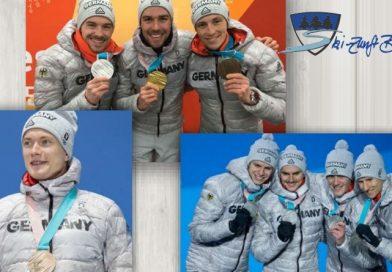 Fünf Olympia-Medaillen in Breitnau