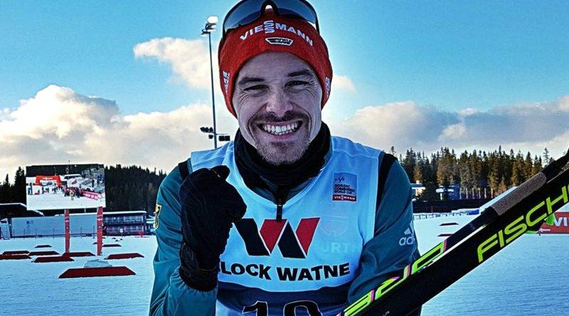 Rießle beim Weltcup in Klingenthal nicht zu schlagen