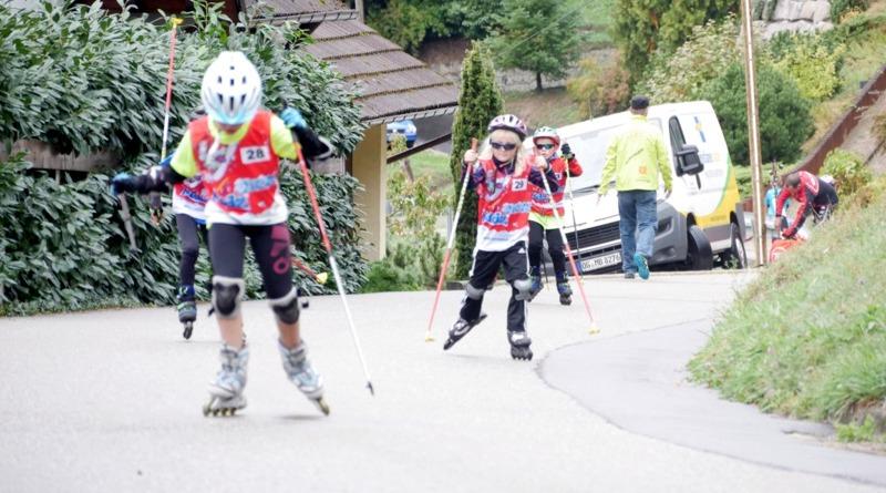 Rollerberglauf in Seebach