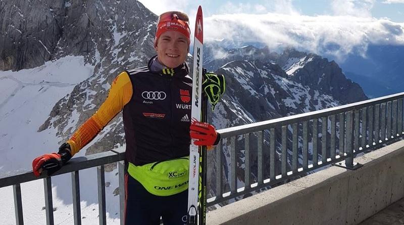 Goldener Ski 2020 geht an Benedikt Doll