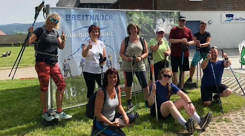 X-Trail / Nordic-Walking Challenge